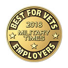 Best for Vets Employers - 2018 Military Times